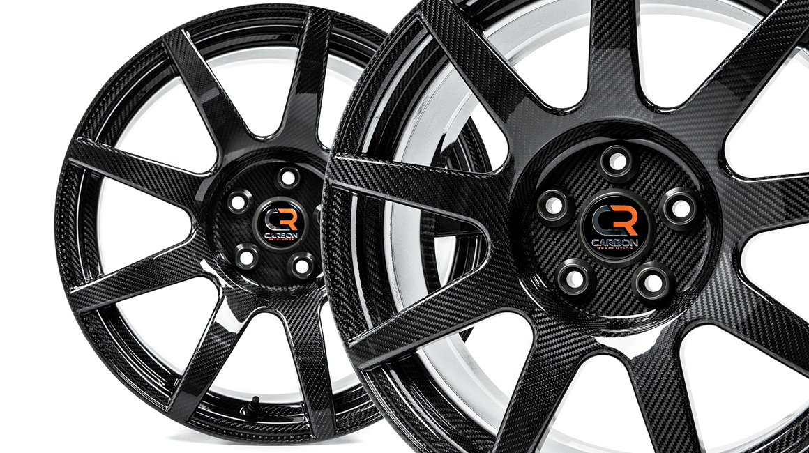 the future of carbon fiber rims Likely Cars of the Future